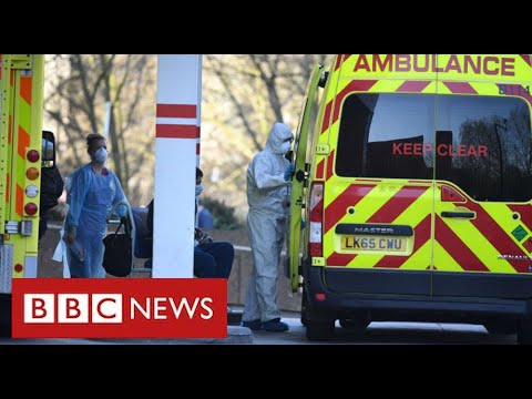 UK passes 50,000 coronavirus deaths – probably the most in Europe – BBC Information