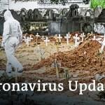 20,000 each day instances in Brazil +++ 5 million coronavirus contractions wordwide | Coronavirus Replace