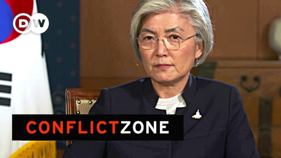South Korean FM Kang Kyung-wha on the coronavirus: 'We now have to dwell with this danger'   Battle Zone