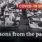 What can we study concerning the coronavirus from previous pandemics? | COVID-19 Particular
