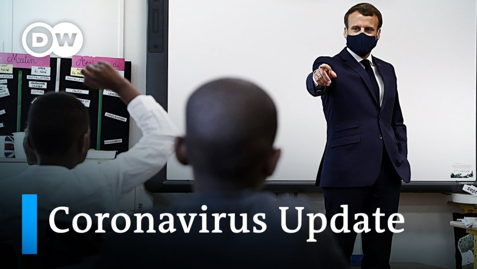 Coronavirus replace: German research estimates excessive an infection fee +++ Migrants battle with lockdown