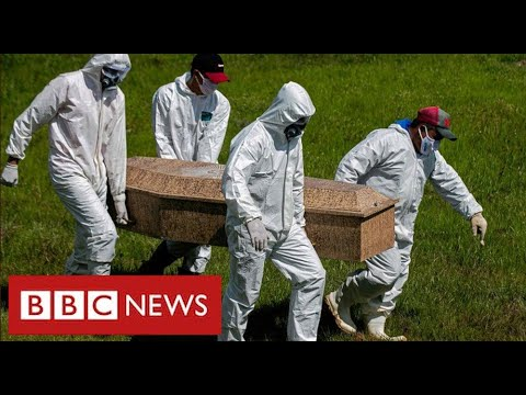 Brazil battling lethal new Covid variant and world's second-highest mortality charges – BBC Information