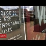 Coronavirus: recession looms with file fall in financial output – BBC Information