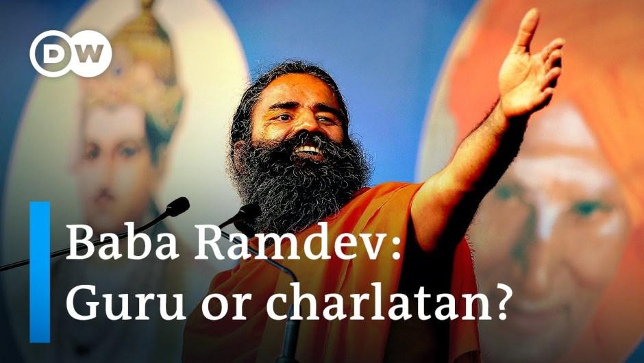 COVID-19 India: Guru Baba Ramdev sparks adulation and anger | DW Information