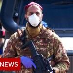 Coronavirus: Quarantined Italian village changed into human laboratory – BBC Information