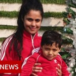 Closing message of 34-year-old mom dying from Covid – BBC Information