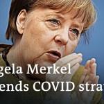 Angela Merkel lays out Germany's coronavirus technique   DW Information