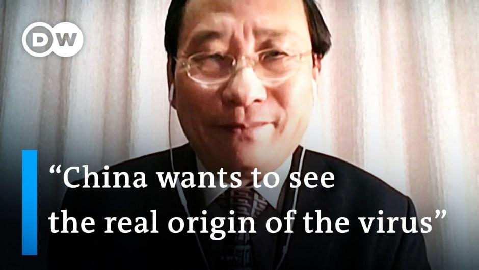 Chinese language officers dispute Wuhan origin of the coronavirus | DW Information