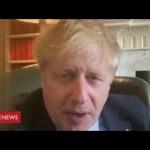 """Coronavirus: Boris Johnson returns to work as UK passes """"tragic and horrible milestone"""" – BBC Information"""