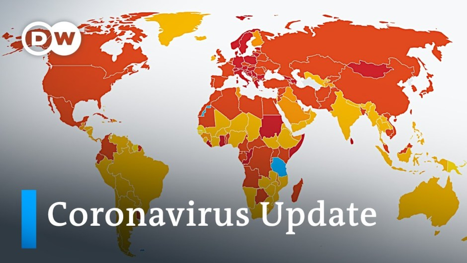 Coronavirus Replace: An infection charges in Europe hold rising | DW Information