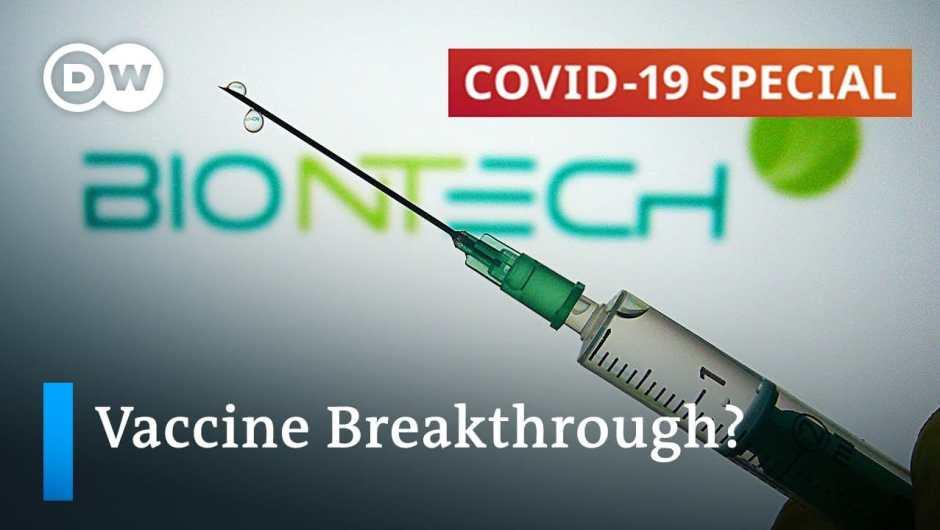 German firm BioNTech and Pfizer announce 90% efficient coronavirus vaccine | COVID-19 Particular