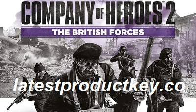 Company Of Heroes Product Key