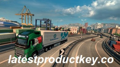 Euro Truck Simulator Product Key