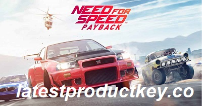 Need For Speed Payback Product Key