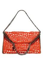 STELLA MCCARTNEY 3CHAIN FALABELLA PRINTED COTTON BAG http://goo.gl/v3mulP