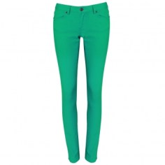 Green Denim Trousers by Poem