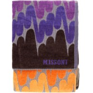 TOWEL | MISSONI Squiggly Zz Multi Beach Towel, $225 from outique1.com