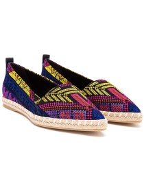 14. ESPADRILLES | NICHOLAS KIRKWOOD Embroidered Espadrilles, from farfetch.com