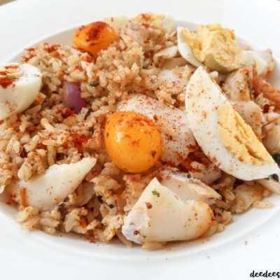 Kedgeree, le riz au haddock