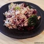 recette pauvre en fodmap salade quinoa riz legumes