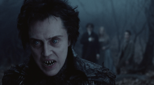 And Christopher Walken! Who doesn't love Christopher Walken in an insane nonspeaking role?