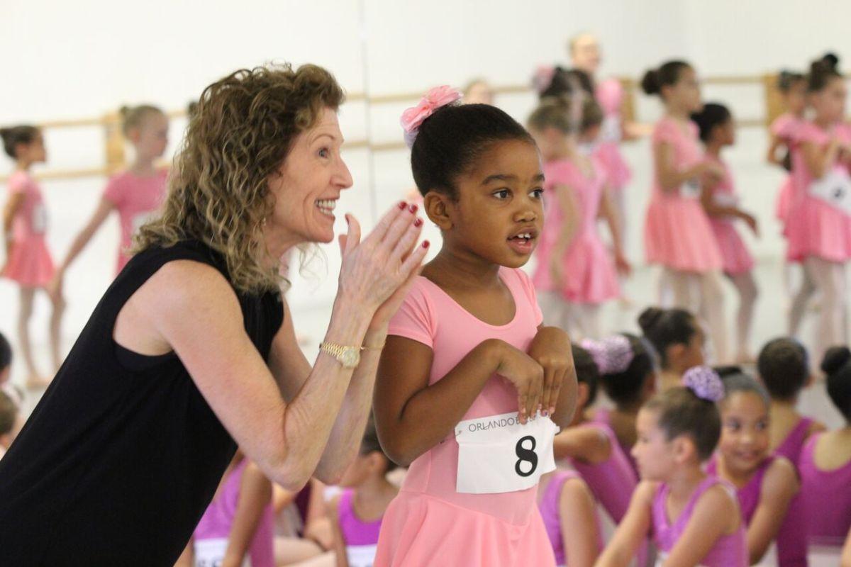Orlando Ballet's Bevalie Pritchard reveals the secret to the Nutcracker's success: it takes a village