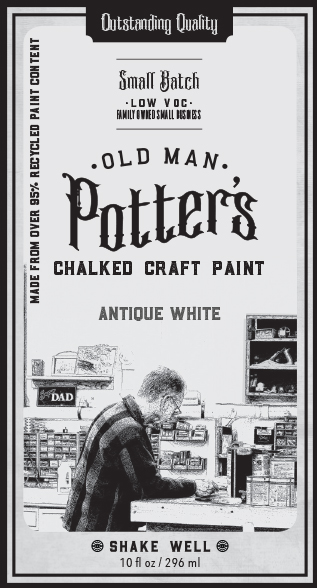 Potters_Antique White