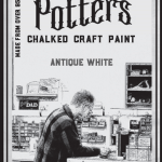 website product gallery Old Man Potters chalk Paint