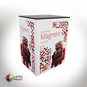trybunka tekstylna magnetyczna