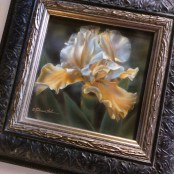 New watercolor paintings by Rebecca Latham at Seaside Art Gallery
