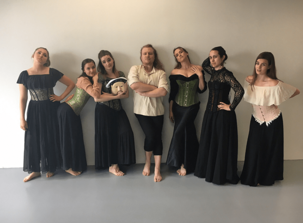 Hollywood Fringe 2017: Ladies in Waiting The Judgement of Henry VIII @ Stephanie Feury Studio Theatre in Hollywood – Review