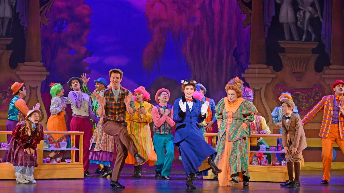 Musical Theatre West presents: Mary Poppins @ Carpenter Performing Arts Center in Long Beach – Review