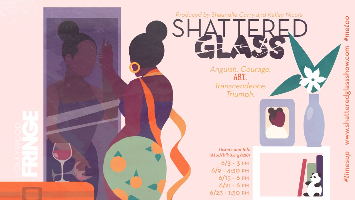 Hollywood Fringe 2018: Shattered Glass @ The Complex Theatre in Hollywood – Review