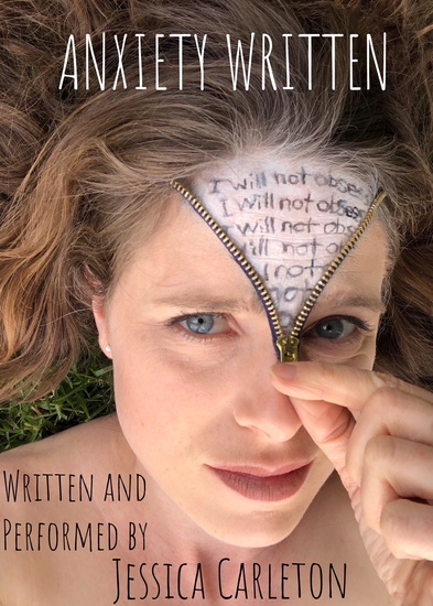 Hollywood Fringe 2018: ANXIETY WRITTEN @ Actors Company in Hollywood – Review