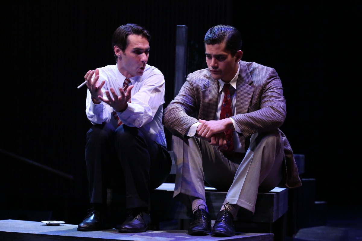 Fragile People : The Glass Menagerie @ International City Theatre in Long Beach – Review