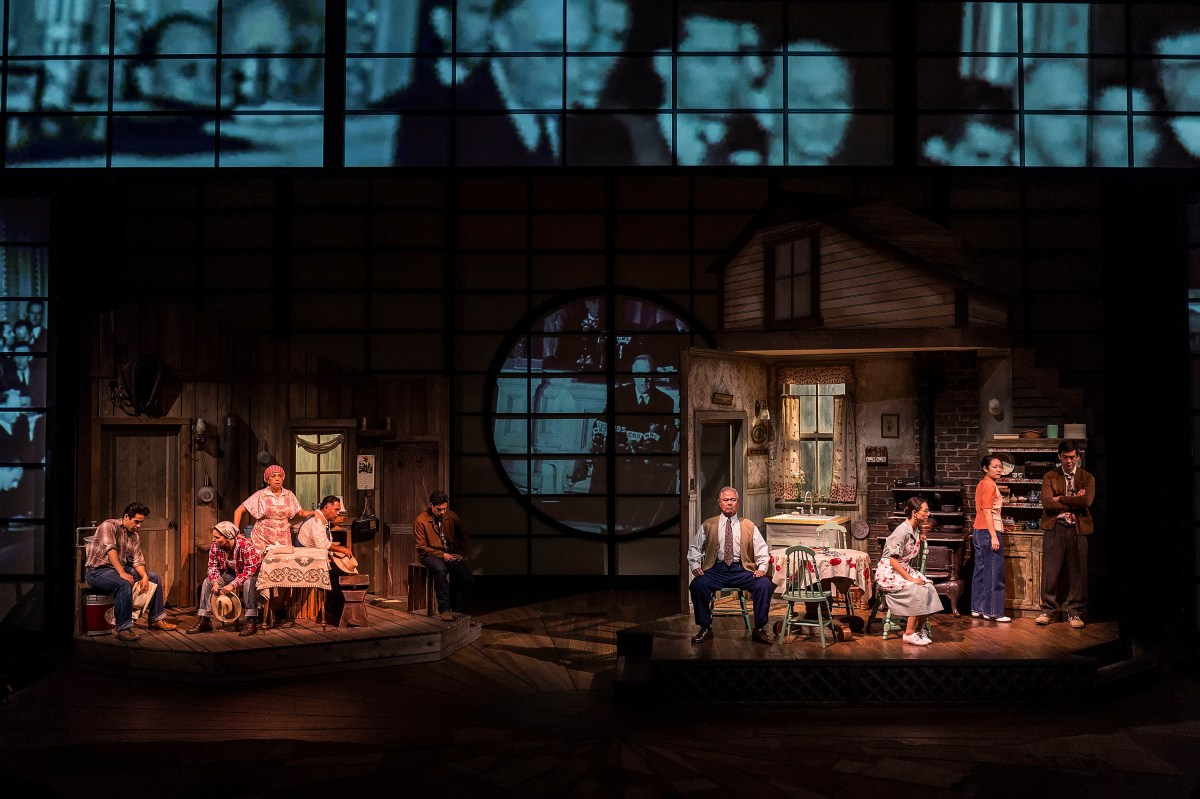 VALLEY OF THE HEART @ Mark Taper Forum in Downtown Los Angeles - Review