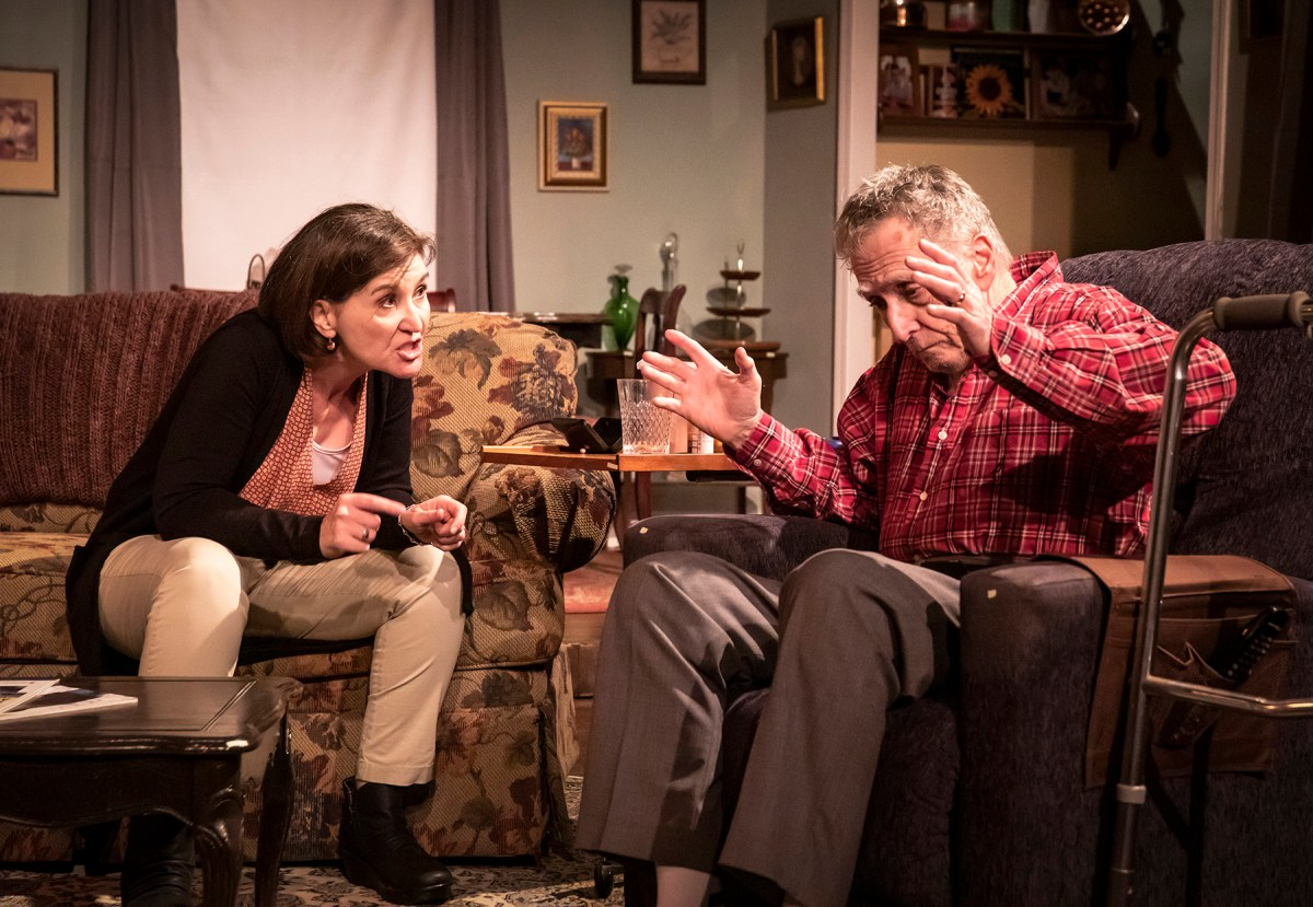 Open Fist Theatre Company Presents: Last Call @ Atwater Village Theatre - Review