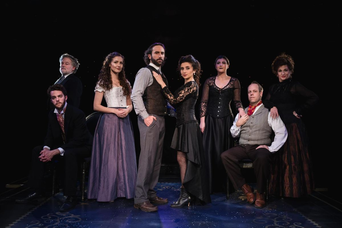 Actors Co-op Theatre Company Presents: Anna Karenina @ Actors Co-op in Hollywood  - Review