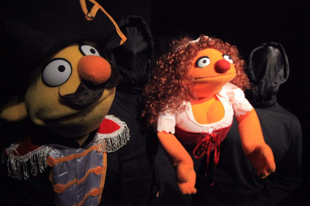 Les Miz and Friends! A Puppet Parody @ Hudson Theatre in Hollywood - Review