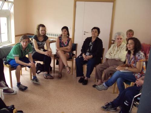 Lati colabora com Estudantes Erasmus