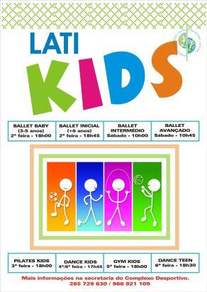 Cartaz Kids