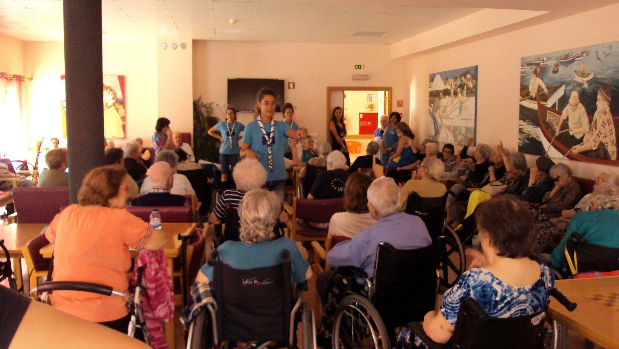 Associação Guias de Portugal visitam a LATI