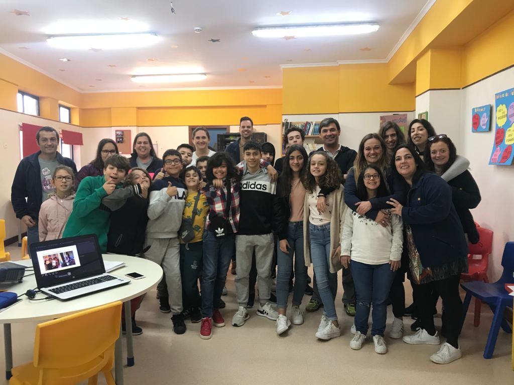 Área de Jovens continua a apostar forte no Eco-escolas