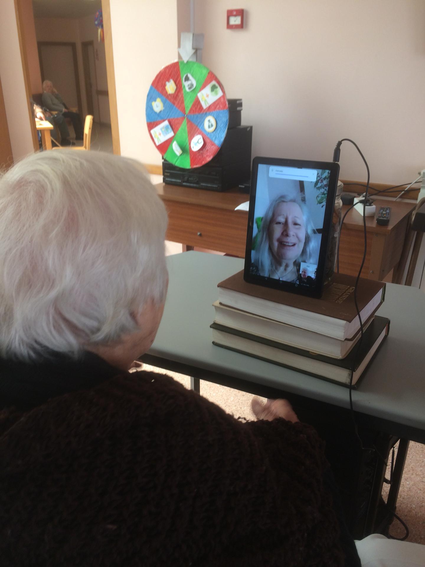 Agradecimento doação de tablets