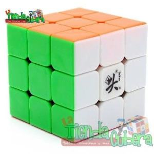 Dayan Guhong V2 Full color cubo speedcubing