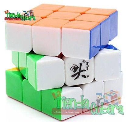 Dayan Guhong V2 Full color cubo speedcubing