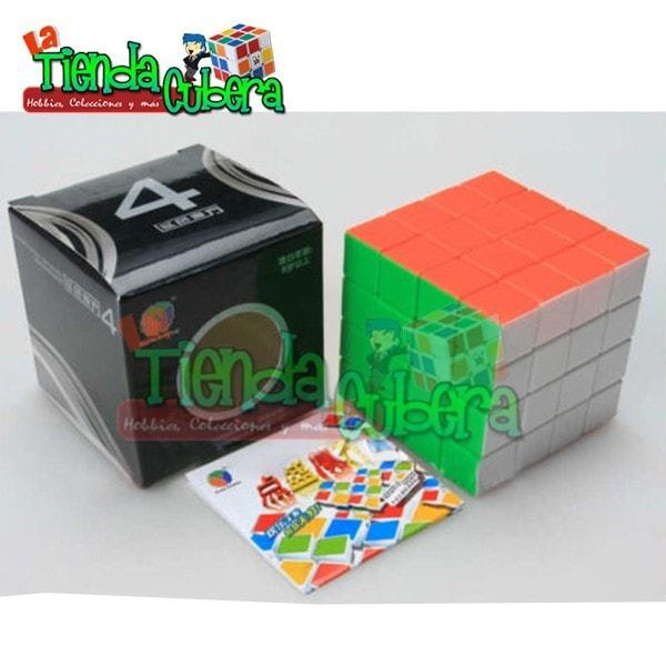 Dian Sheng 4x4x4 Full color