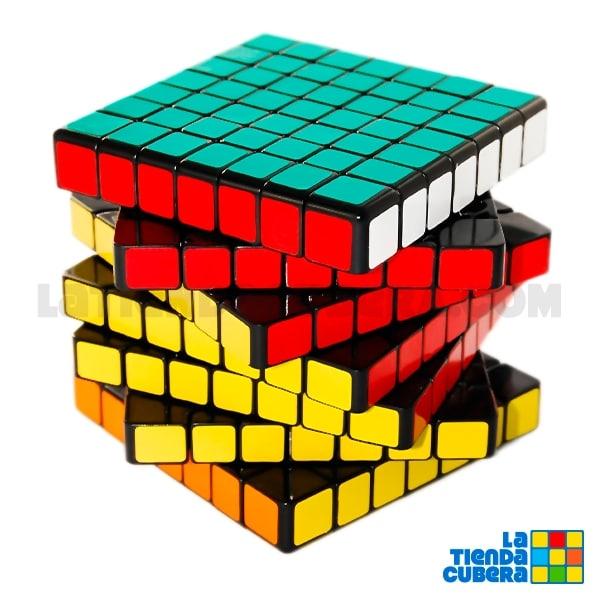 ShengShou 7x7x7 Base negra