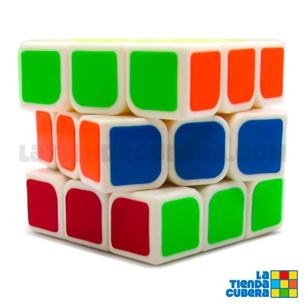 YJ Guanlong 3x3x3 Base blanca