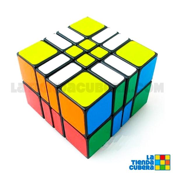 WitEden 4x4x2 Base negra